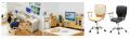 Yamazen's stationary furniture