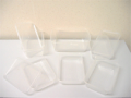 Rectangular Container for thin walled product