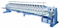 BEDSHE-ZQ Series (12 & 15 Heads) Embroidery Machines