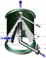 Debris Filter System