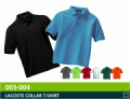 Lacoste Collar T-Shirt