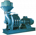 Multistage Centrifugal Blower And Exhauster