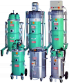 High-Performance Industrial Vacuum Units