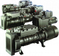 Oil-Sealed Rotary Vane Vacuum Pump