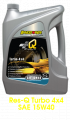 Res-Q Turbo 4x4 15W40 engine oil