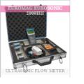 Euromag handheld type ultrasonic clamp on flow meter