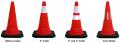 PE Rubber Base Cones