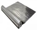 Double sided alum foil