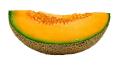 Tropical Fruits Cantaloupe or cantaloup or rock melon (Cucumis melo:muskmelon )