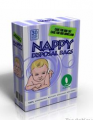 Biodegradable Baby Nappy Disposal Bags (with Tie)