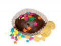 Butter Cookies Sun Flower Seed and Corn Flakes