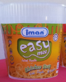 "Noodles of instant cooking ""Easy Mee"" Chicken Soup Flavour"