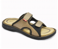 Men's sandals GUZZO ACTIVE KHAKI Carton