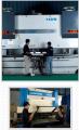 •LVD PPEB 220 with Easy Form Laser CNC- 4 metres   •Gasparini PBS 135 – 3 metres   •Gasparini XP50 – 2 metres   •Gasparini PBS 45 – 2 metres   •Gasparini PBS 45 – 1.5 metres   •Amada CNC Hydraulic Press Brake (Model: RG-50)  •Emak (Model: AP-3100-X