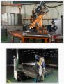 •KUKA robot Welder (Model: KR 16)  •Panasonic PanaTig Mini 150  •HPT Inverter TIG (Model: TC-203)  •WimTIG 300P Argon Welding unit  •WimTIG Mini 160 Argon Welding Unit  •Csocomc 275 Tube Cutting Machine   •Hitachi Arc Pair 300TX Argon Welding Machi