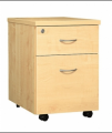 Office furniture 2 Drawers Mobile Pedestal