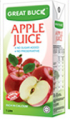 Fruit juices Apple (Great Buck)