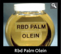 Palm Oil Olein (RBD)