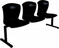 Plastic chairs ISIS  CS