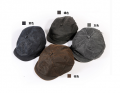 Classic Europe Newsboy Cap - Coffee