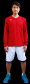 DRY FIT T-SHIRT XAW12RD  Red