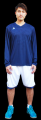 ALL STAR DRY FIT Warm-Up-Shirt  XAW12NB  Navy Blue