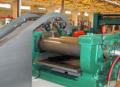 Bucket Conveyor + 2 roll Mill