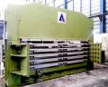 Precure Tread Hydraulic Press
