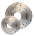 High performance brake disc