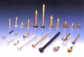 Screws for aluminium commodities fabrication usage