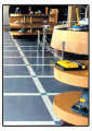 Polyurethane Coated Inlaid Sheet (Manufactured in Australia)