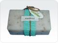 Natural Handmade Soap - Hazelnut Jasmine