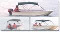 E320HC- Half Cabin Boat