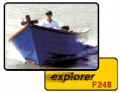 Explorer F 248 boat