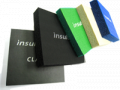 Elastomeric nitrile rubber material