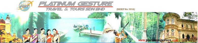Platinum Gesture Travel & Tours Sdn Bhd, Wilayah Persekutuan