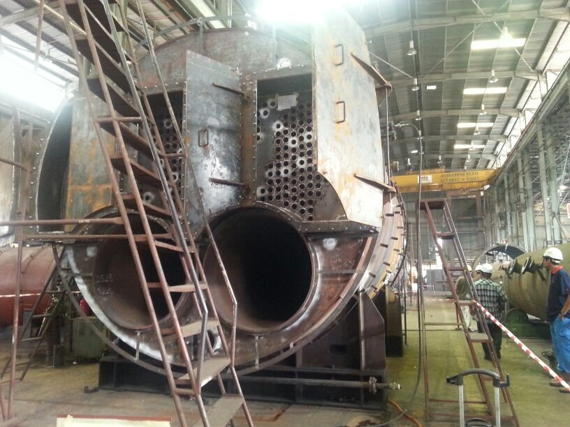 Order STEAM ENGINEER AND STEAM BOILER OVERHAULING AND SERVICES