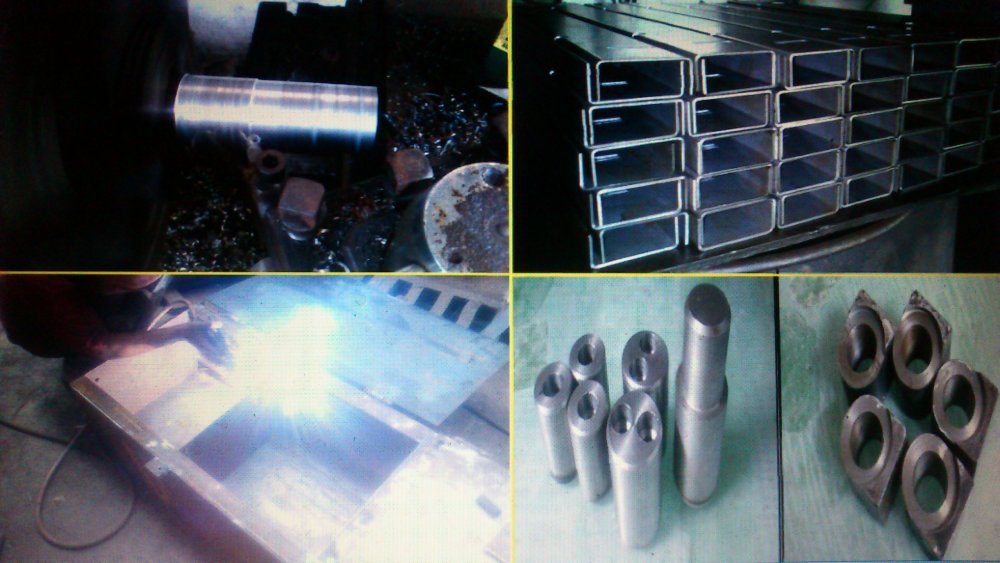 Order METAL STAMPING/MACHINING/FABRICATIONS