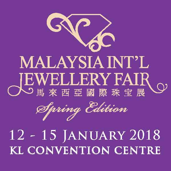 Order Malaysia International Jewellery Fair – Spring Edition (MIJF SE) 2018