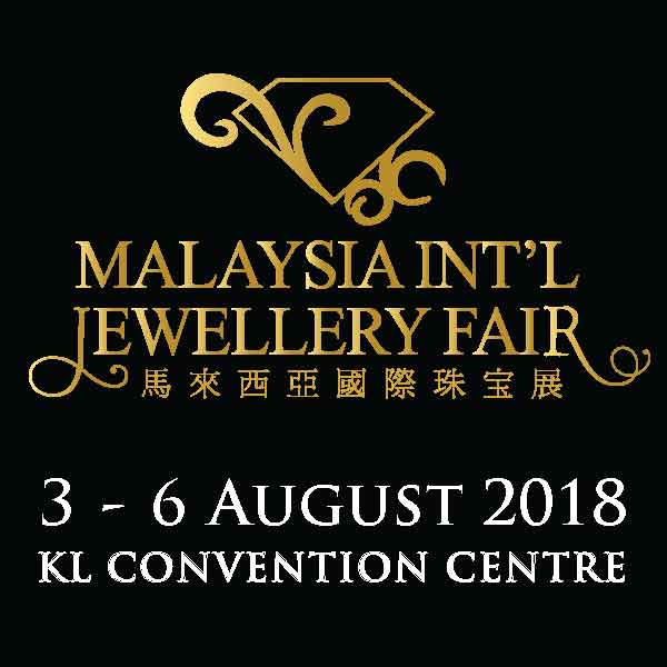 Order Malaysia International Jewellery Fair (MIJF) 2018