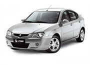 Order Rent Car Chauffer-Driven Proton Gen-2 1.6 (A)