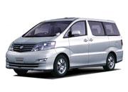 Order Rent Car Toyota Alphard 3.0