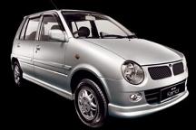 Order Rental Car Perodua Kancil (Manual / Auto)