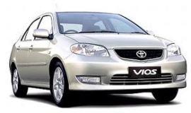 Order Rental Car Toyota Vios (Auto)