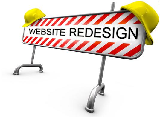 Order Redesign/Revamp Website