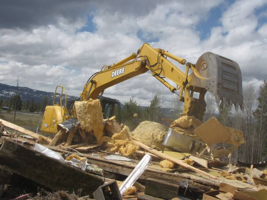 Order Demolitions Services