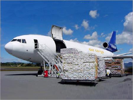 Order International Air Freight Forwarding