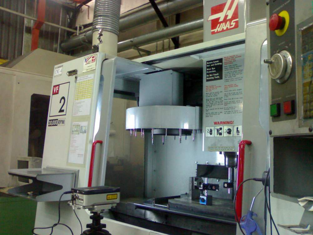 Order CNC Machine Tools Calibration and Compensation