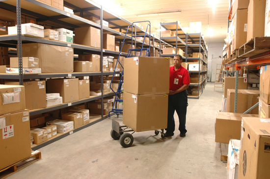 Order Warehousing and Final Distribution