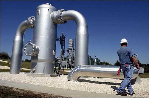Order Gas transmission